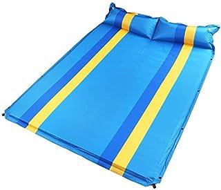 Rag & Sak® Sleeping Pad, Self Inflating, Sleeping Mat with Pillow, Lightweight, Moisture-Proof Camping Pad, Perfect for Ou...