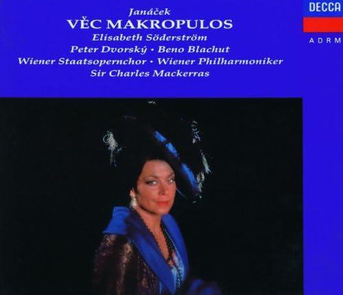 Elisabeth Söderström, Peter Dvorsky, Wiener Philharmoniker & Sir Charles Mackerras