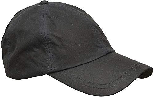 Jiushilun Mütze Uni-Sex Wax Baseball Cap Waxed Cotton One-Size-Navy A