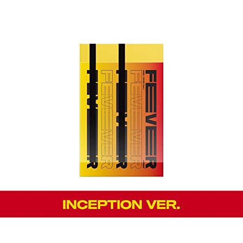 ATEEZ 5th Mini Album Zero Fever Part 1 (Incl. Pre-Order Benefit (Rolled Poster), Random Acrylic Photocards Set) (Inception Version)