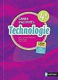 Technologie - Cahier d'activités 4ème