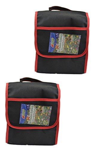 2 Kofferraumtaschen Auto Taschen Zubehörtasche