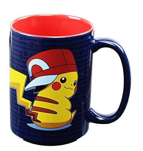 Pokemon Pikachu Trainer 16oz Coffee Mug