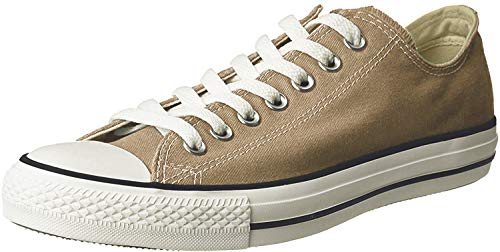 CONVERSE Chuck Taylor All Star Seasonal Ox, Unisex-Erwachsene Sneakers, Taupe, 40 EU