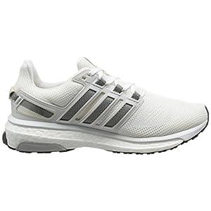 adidas Energy Boost 3, Zapatillas de Running para Mujer, Negro / Gris (Negbas / Griosc / Grpudg), 38 EU
