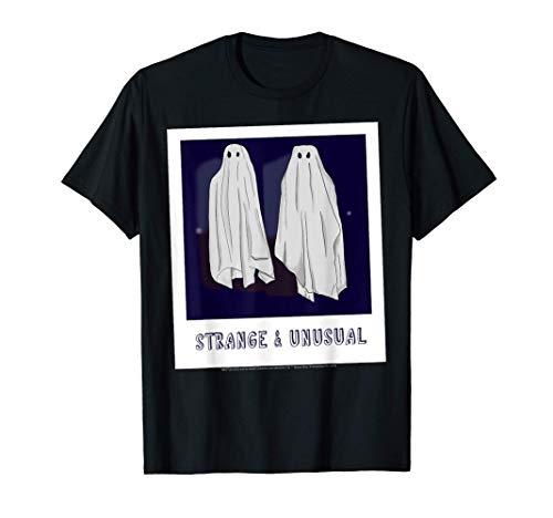 Beetlejuice Ghost Polaroid Strange & Unusual T-Shirt