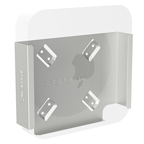 Sabrent Mac Mini VESA Mount/Montaje en Pared/Debajo del