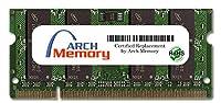 Arch Memory 2GB 200ピン DDR2 So-dimm RAM HP G50-215CA用