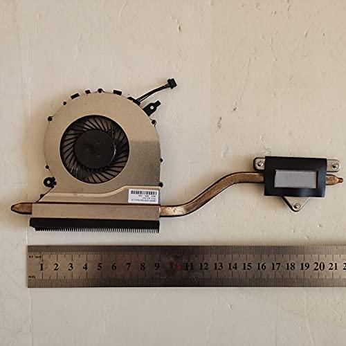 Ellenbogenorthese-LQ 100% Nuevo Ventilador de refrigeración de CPU para computadora portátil con disipador de Calor para Samsung NP Notebook 300E5K 300E5M 3500EM E5L 3500EL BA62-00973A