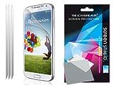 Techgear SCRP-S4-I9500-3PK - Protector de pantalla para móvil
