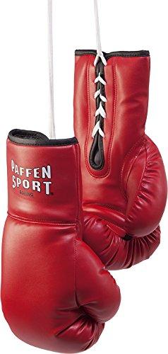 Paffen Sport Star Promo Deko & Souvenir Boxhandschuhe in rot