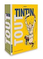 Tout Tintin - L'intégrale des aventures de Tintin de Hergé