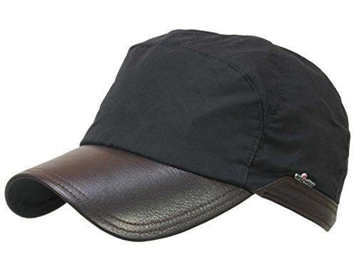 Wigens -  Cappellino da baseball  - Uomo nero XXL/62-63