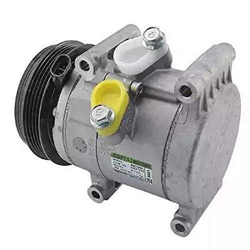 EcommerceParts 9145374923614 - Compresor de aire acondicionado para fabricante: Genuine, ID del compresor: CSP11, polea de 108 mm de diámetro, número de aletas: 4, Voltaje: 12 V