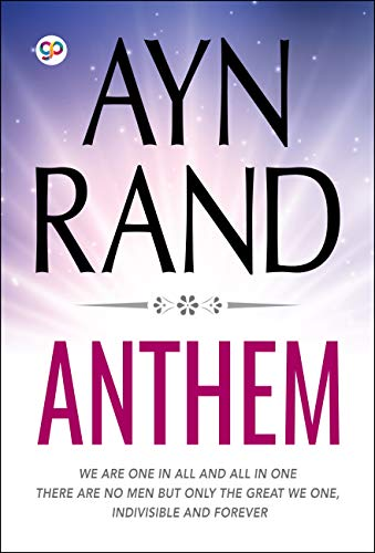 Amazon Com Anthem Ebook Rand Ayn Kindle Store
