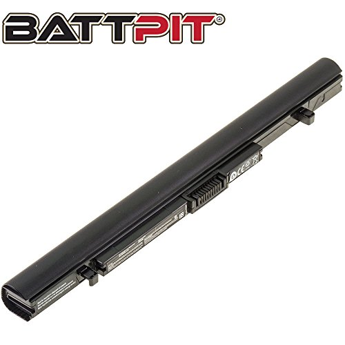 BattPit Laptop Battery for Toshiba PA5212U-1BRS PABAS283 Tecra A40-C A50C C50-B Z50-C Satellite Pro R50-B R50-C - High Performance [4-Cell/2200mAh/32Wh]