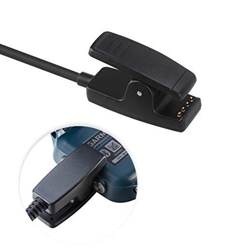Guoshiy Cable de Carga USB de protección múltiple, Clip de Datos de Cable de Carga rápida de Alta Seguridad, Duradero para Garmin GF 235/230