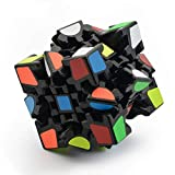 SUN-WAY 3×3×3 Gear Cube Speed Cube 3×3×3 3D Gear Cube Puzzle Toys for Kids and Adults