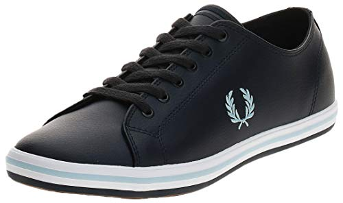 Fred Perry Kingston Leather B7163608, Scarpe Sportive - 44 EU