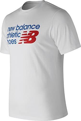 New Balance Camiseta Athletics Shoe Box para Hombre - MT83541