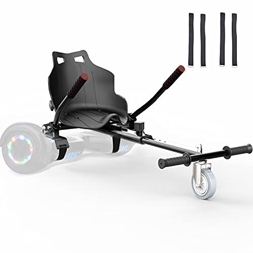 Hoverkart para Patinete Electrico Adulto Hoverboard niños Silla Kart para Self Balancing...