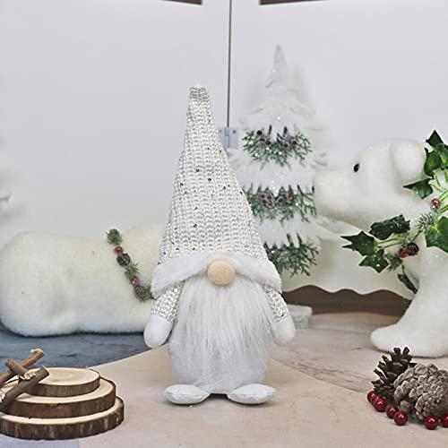 VENERDÌ Buon Natale Babbo Natale Pupazzo di Neve Alce Bambola Festival Bar Home Party Decor Natale Decorazioni Da Tavolo Decorazioni Albero di Natale