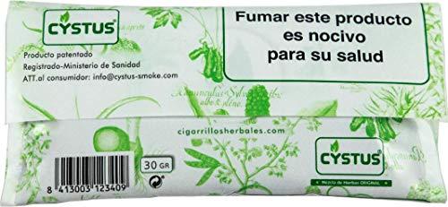 Cigarrillos herbales mezcla de hierbas naturales sustituto alternativa del tabaco cigarrillos sin nicotina sin tabaco (Frutos del Bosque)