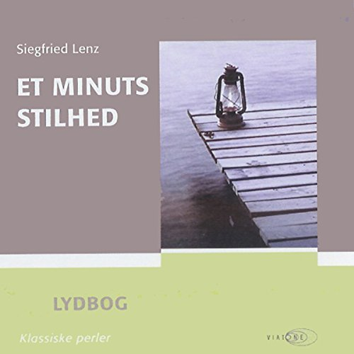 Et minuts stilhed [A Minute's Silence] cover art