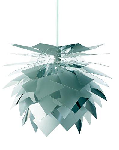 Dyberg Larsen 6021E27Edison Schraube 60W Große Ananas Pendel Anhänger Lampe, Spiegel