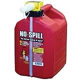 Honda 06176-1405-C6 No-Spill Gas Container, 2.5 Gallon