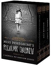 Miss Peregrine´S Peculiar Children´S Boxed Set: 1-3
