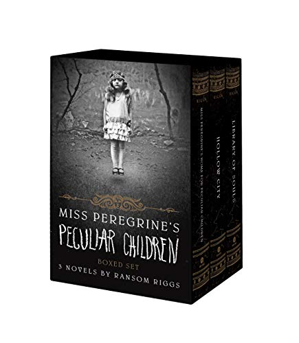 Miss Peregrine's Peculiar Children Boxed Set - 3 Taschenbuchromane