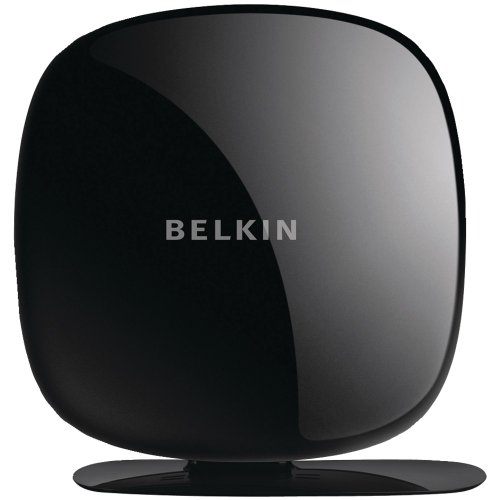 Belkin N600 Wireless Dual-Band N+ Router (Latest Generation)