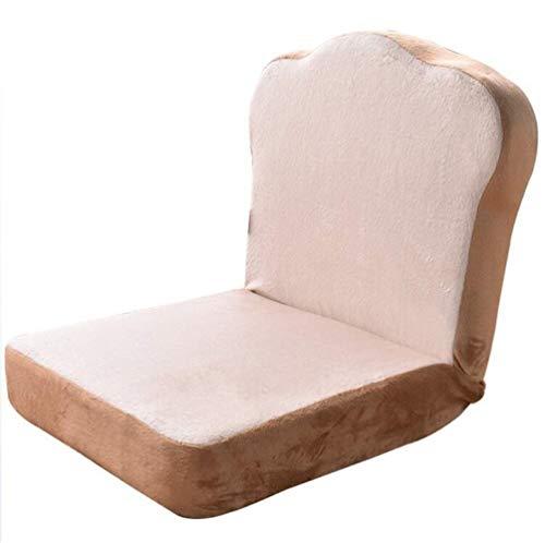 XHLLX Klappstuhl Bodenstuhl, Klappliege Sofa Einzelboden Sofa Ideal Für Das Lesen Spiele Meditieren,A