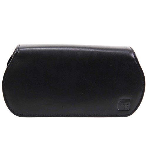 GRIPIS Leder PSP Tasche Black