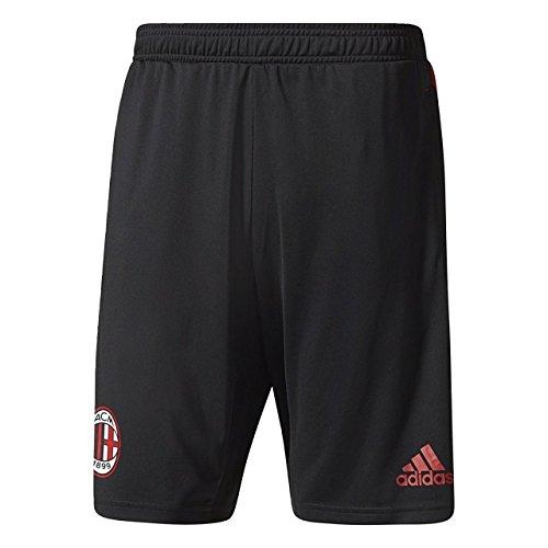adidas AC Milan TRG SHO, Pantaloncini Uomo, Nero (Nero/Rojvic), 2XL