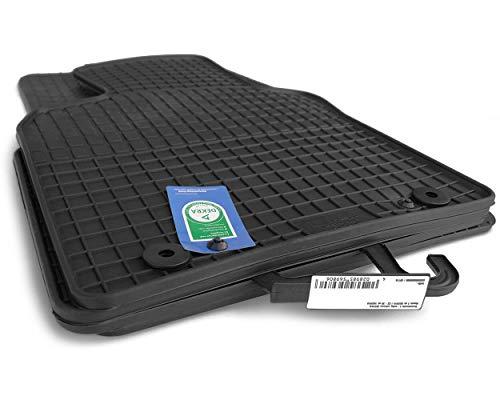 kh Teile Gummimatten CX-30 CX30 Allwetter Gummi Fußmatten, Passgenau, Original Qualität, 4-teilig