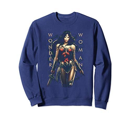 Wonder Woman Movie Armed and Dangerous Sweatshirt