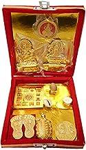 Traditional Diwali Festival Dhan Laxmi Kuber Dhan Varsha Yantra Brass Yantra For Laxmi Puja/ Laxmi Mata Puja Kuber Dhan La...