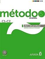 Metodo de espanol: Libro del profesor + DVD (C1-C2)