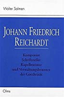Salmen, W: Johann Friedrich Reichardt