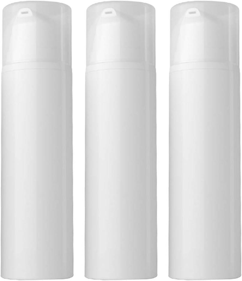 DOITOOL Pump Translated Dispenser Bottles Emul 3pcs PP free Vacuum