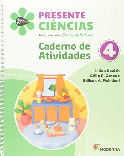 Presente Ciências 4 Edição 5 Caderno