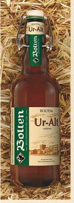 12 Flaschen a 0,5L Bolten Ur-Alt Uralt 4,9% Vol. Bügelflasche Ur Alt inc. 1.80€ MEHRWEG Pfand