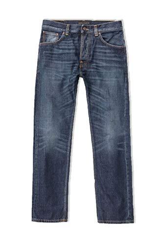 Nudie -  Jeans - Uomo Blue 34 W/32 L