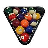 BALIKEN Billiards Triangle   Pool Triangle   Pool Ball Rack,15 Ball