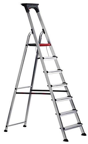 altrex Double Decker - Escalera de tijera para el hogar, 7