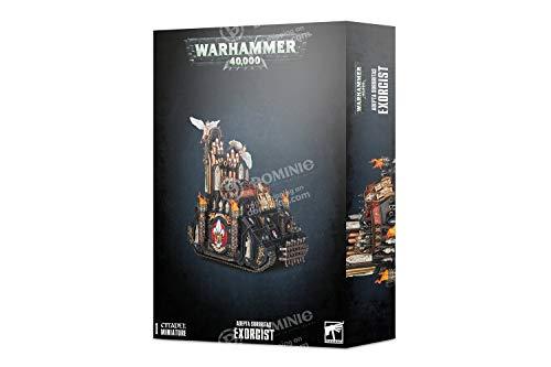 Games Workshop Warhammer 40,000: Adepta Sororitas Exorcist