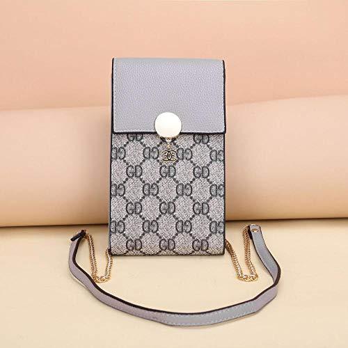Weier. Ben Chain dames portemonnee nieuwe gesp gesp slung schouder mobiele telefoon tas
