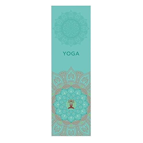 100CM * 30CM Toallas de Yoga Gimnasio Toallas de Fitness Impreso Microfibra Deportes Viajes Toalla Absorbente de Sudor de Secado rápido Hot Yoga Pilates Mat Cover
